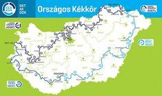 Turista Magazin - Minden, amit a Kéktúráról tudni érdemes Bushcraft, Hungary, Budapest, Places To Visit, World, Travel, Bucket, Hiking, Walks