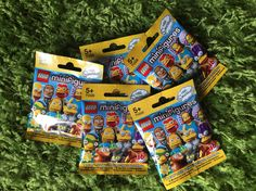 Lego The Simpsons 2 The Simpsons, Lego, Gift Wrapping, Gifts, Gift Wrapping Paper, Presents, Wrapping Gifts, Favors, Gift Packaging