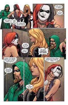 Harley Quinn has an adventure, aka best team-up EVER!