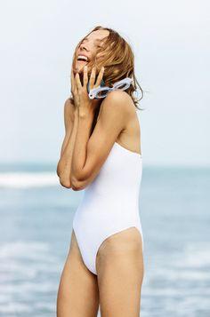 IN YOUR ARMS SOLAR ONE PIECE   WWW.INYOURARMS.COM.AU  #australian #swimwear #knit #bikini #inyourarms