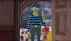 Gorillaz are getting a TV show apparently