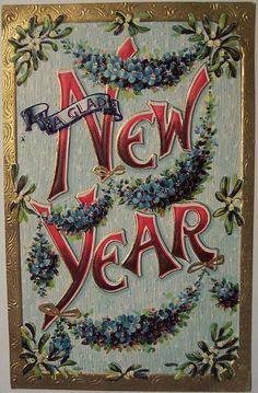 midnightinparis: Happy Vintage New Year!