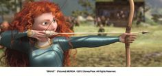 Merida Waleczna (Brave), Disney/Pixar
