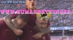 VIDEO SSC Napoli 1 - 3 Roma (Serie A) Highlights