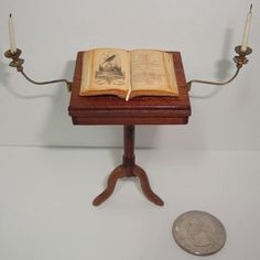 Chestnut Hill Studios - Lectern with adjustable Candle Arms