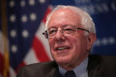 U.S. Sen. Bernie Sanders (I-VT) waits to be introduced prior to his address to a National Press Club Newsmaker Luncheon March 9, 2015 at the National Press Club in Washington, DC. Sen. Sanders spoke on his life, his political career and his beliefs.