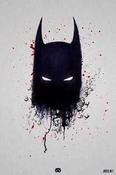batman, by Joogz.