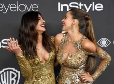 Sofía Vergara and Priyanka Chopra Have a Total Girl Crush on Each Other: