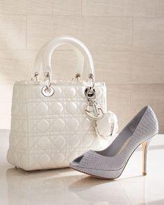 Dior handbag & shoes
