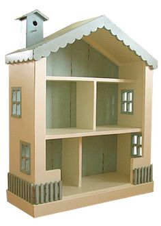 from Bradshaw Kirchofer  Doll house bookcase $780.00