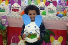 We are making these easter baskets