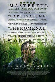 The Survivalist - In a time of starvation, a survivalist lives off a small plot of land hidden deep in forest. When two women seeking food and shelter discover his farm, he finds his existence threatened.