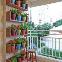 giardino+verticale+con+cassette+di+legno?   new home!!   pinterest ... - Come Decorare Un Piccolo Patio