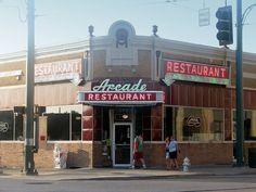 Memphis' first restaurant...yummy