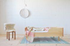 Objets Mécaniques — Lit de transition . Bed for the little ones