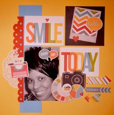 Smile Today and Everyday ***Sketches In Thyme***