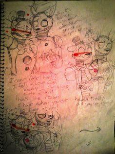 Funtime Freddy Fall in love with a girl!!!((FNAFSL by LilPrettyGy.deviantart.com on @DeviantArt