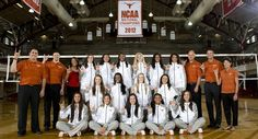 volleyball team longhorns 2012 NCAA National Champs