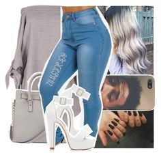 """"" by graciegyrl12 ❤ liked on Polyvore featuring TIBI, Michael Kors and Forever New"