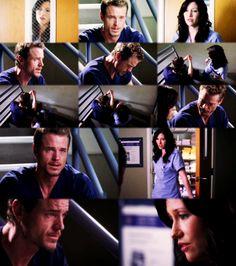 Mark and Lexie Grey's Anatomy | Grey's Anatomy Mark and Lexie