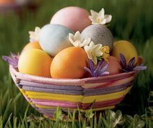 Hunt no further for eggs-cellent Easter crafts, egg decorating ideas, egg hunts, Easter games & delicious recipes. You'll also find wonderful Easter basket ideas and delicious Easter dessert recipes