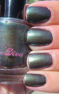 My Nail Polish Obsession: Darling Diva Polish Bad Girl