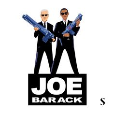 Joebama - White House Bromance | Stylight