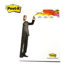 Post-it lapparna har otroligt många användningsområden och på många olika platser arbetet, skolan, hemmet etc. Vi erbjuder Post-It block i alla möjliga former. Alltifrån standard storlekar till block och egna mallar. Post-it hjälper dig att organisera din dag!