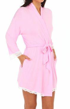 Juicy Couture Sleep Essentials Robe 9JMS1795 - Juicy Couture Sleepwear