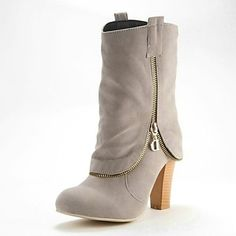 Boots, to keep your feet moving!
