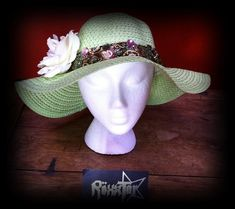 Check out this item in my Etsy shop https://www.etsy.com/listing/116008227/boho-style-festival-wide-brim-sunhat