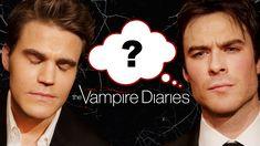 """The Vampire Diaries"" Who Said It Edition - Ian Somerhalder, Paul Wesley..."
