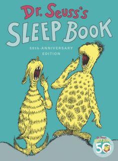 Dr. Seuss's Sleep Book | Dr. Seuss Books | SeussvilleR