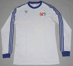 Iceland 1982-1985 AWAY Football Shirt Soccer Jersey S  PLEASE DO NOT OFFER IF YOU ARE NOT 100% SURE  CONDITION : USED ( Very Good Condition) 95/100  Size S CHEST PIT TO PIT = 19 inches LENGTH =27 inches  Picture is enlarged to show detail see description for actual size. Color may vary Adidas Retro, Retro Football Shirts, Football Kits, Color Calibration, Iceland, Soccer, Product Description, Detail, Mens Tops