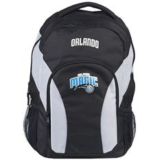 Orlando Magic NBA Draft Day Backpack.  Visit SportsFansPlus.com for a Discount Coupon.