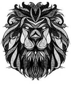 Lion tattoo design #Lannister #Lion