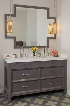 bathroom mirrors, vaniti, mirror shape, contemporary bathrooms, bathroombathroom design, bathroom designs, tile pattern, modern bathrooms, bathroombathroom decor