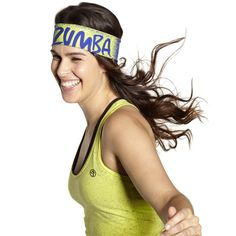 $23.99 Zumba Cosmic Headbands | Buy these Zumba Fitness headbands online.