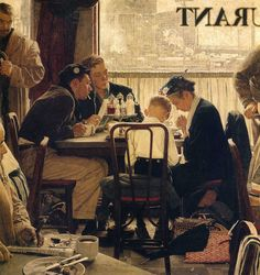 10 Classic Norman Rockwell Paintings That Will Remind You Of Simpler Times