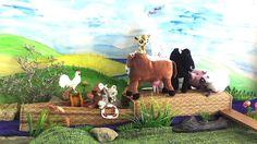 """""""Geitje kan tellen"""" -animatie sprookje voor de hele familie!"""