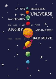 is it possible to not love Douglas Adams?