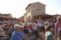 Noticias sobre la inauguración del Museo de la Industria Harinera de Castilla y León.
