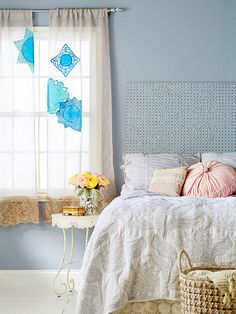 The Pegboard Headboard
