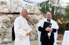 Stephanie & Dans Interfaith Catholic Jewish Wedding (Complete With An Officiant!) | A Practical Wedding