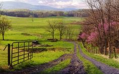 The Shenandoah Valley, Virginia