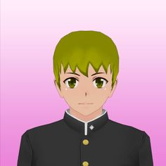 Sota Yuki was one of the male students that attended Akademi High School. Sota wears the default male school uniform, unless customized by the player. Yandere Characters, Yandere Simulator Characters, Fictional Characters, Yandere Boy, Animes Yandere, Mai Waifu, Cute Poses, Popular Girl, Girls Show