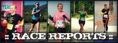 Marathon, Half, 10k, 5k - Running race reports from California to Ohio.