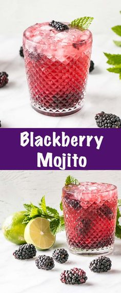 This Blackberry Mojito is an easy summer cocktail recipe! This Blackberry Mojito is an easy summer cocktail recipe! This Blackberry Mojito is an easy summer cocktail recipe! Coctails Recipes, Easy Drink Recipes, Best Cocktail Recipes, Sangria Recipes, Drinks Alcohol Recipes, Punch Recipes, Dessert Recipes, Dishes Recipes, Cooking Recipes