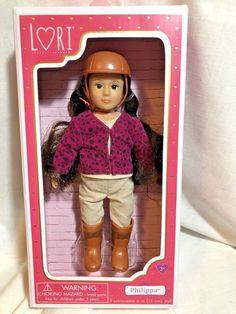Lori Samanda Equestrian Doll Battat