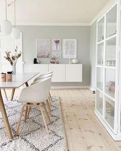 Scandinave home Inspi - Homeideas Living Room Colors, Home Living Room, Living Room Designs, Living Room Decor, Flat Interior, Interior Modern, Interior Design, Home Room Design, Sweet Home
